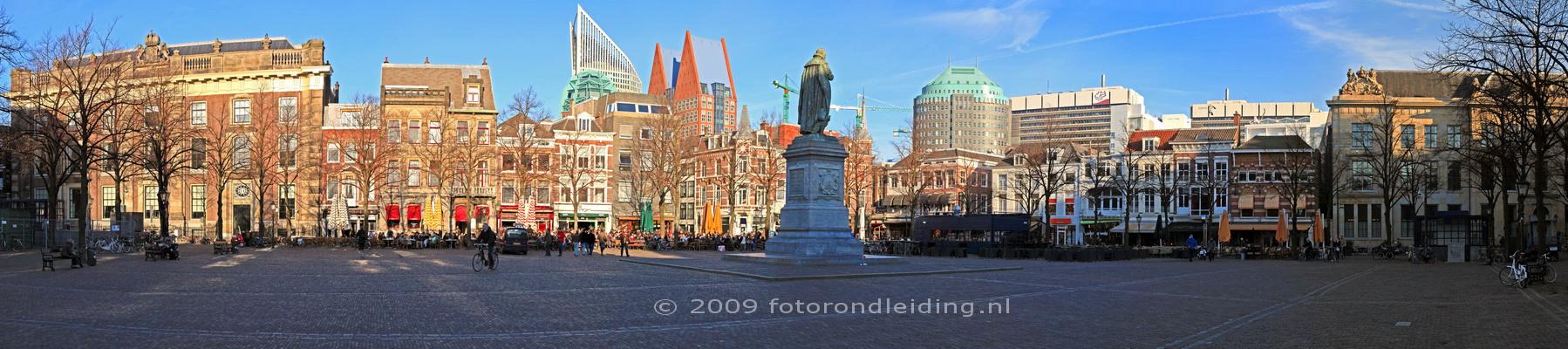 pano E118 Den Haag Plein maart 2009